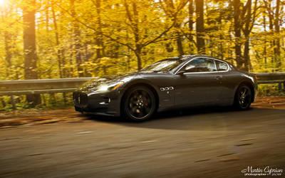 Maserati Gran Turismo by CypoDesign