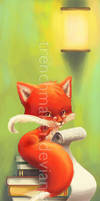 Kitsune :boomark: by trenchmaker