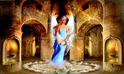 My angel 9 ~ Az en angyalom  9 by ladyjudina