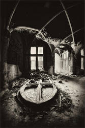 Through Gardens of Grief -II- by nexion
