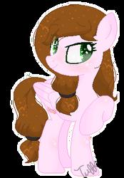 Me as a Pony by Tuff--Rubies