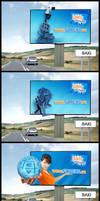interesting billboards by elnurbabayev
