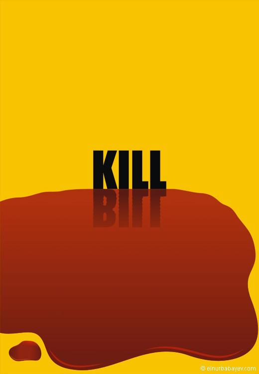 Kill Bill by elnurbabayev