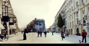 Old/New by elnurbabayev