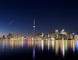 Toronto by kureejiilea