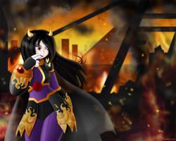 firestarter by kureejiilea