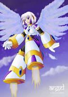 Collab - Angel by kureejiilea