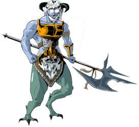 Solaris God of Gods by Dalarminus