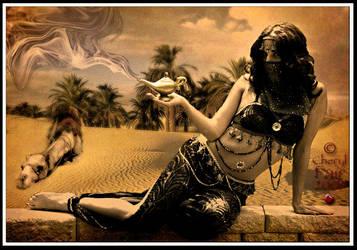 Arabian Nights by MAdams06