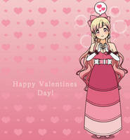 Happy Valentine's Day! Kisekae Export by MakaAlbarn012