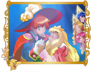 Card Captor Misty - Color by Neica-92