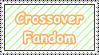 Fandom Stamp: Crossover by Lirase