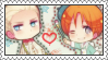 Shpping Stamp: GerIta (APH Germany x APH Italy) by Lirase