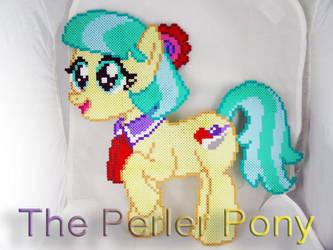 My Little Pony Large Coco Pommel by Perler-Pony
