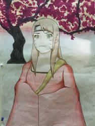 Mona Lisa Parody: Anime by mash-ban-ve