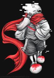 Geno!Sans by albinoshadow