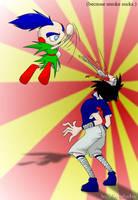 because sasuke sucks. by albinoshadow
