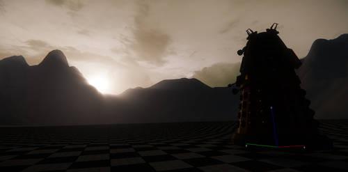 Dalek Rises by UGC-Cobby