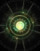 [Fractal Stock] Chaos Clock by jayaprime