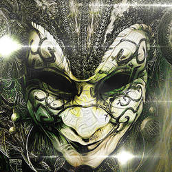 Mascherari Macabre - City of Masks by jayaprime