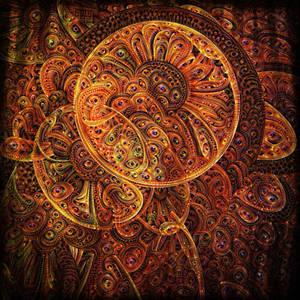 A Dream of Autumn by jayaprime
