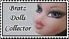 Bratz Dolls Collector stamp by ILICarrieDoll