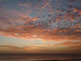 Sunset Over Maspalomas2 by jonvin