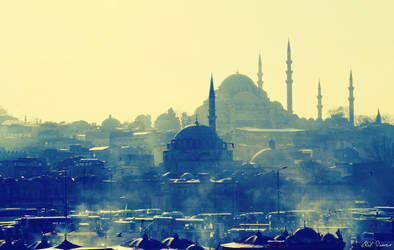 Istanbul by emirdiner