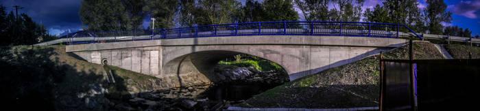 New Bridge by chosadesign