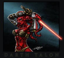 Darth Talon by jameslink