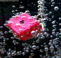 Drowning in Bubbles. by HappyYeyeGirl