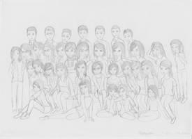 Moja klasa-szkic by cleonina