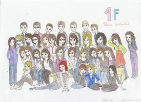 Klasa I F by cleonina
