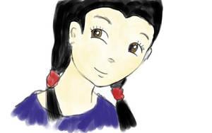 Hay Lin by cleonina