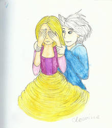 Afraid by cleonina