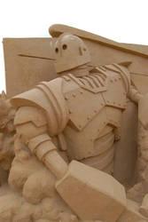 Iron Giant by cihuy