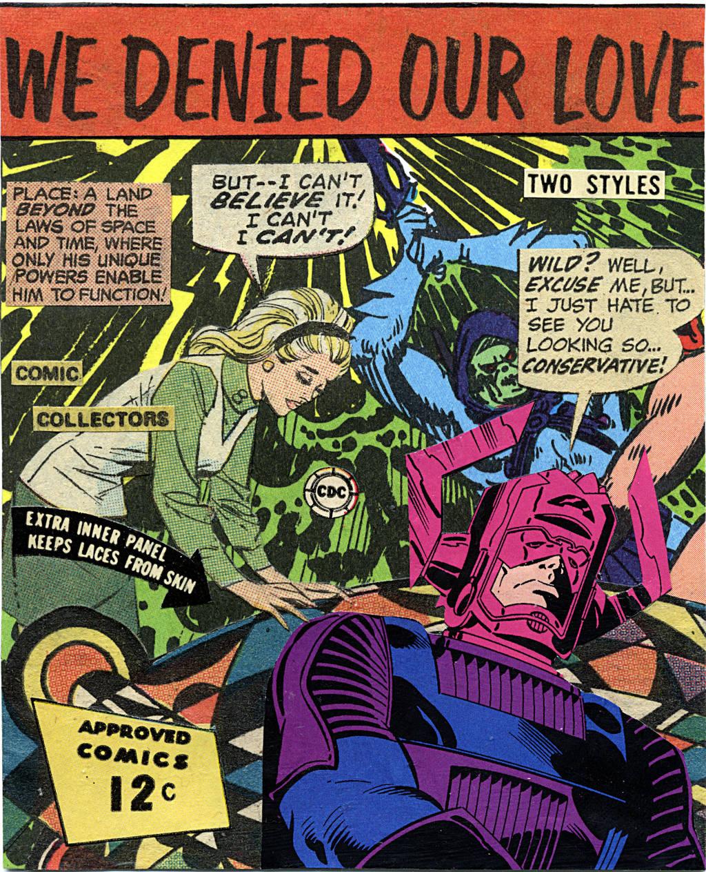 We Denied Our Love by randoymwordsart
