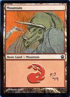 Mountain - Dinosaur by randoymwordsart