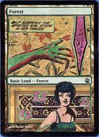 Forest - The Spirited Girl by randoymwordsart