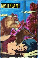 My Dream! by randoymwordsart