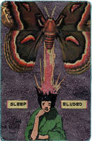 Sleep Eluded by randoymwordsart