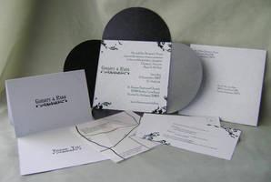Wedding Invitation by tartleigh
