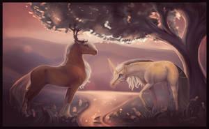 Meet in the Meadow by kaons