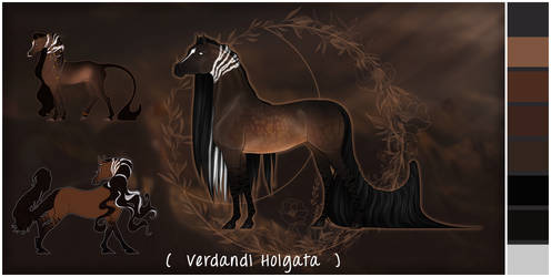 Verdandi Holgata by kaons