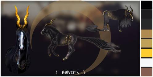 Bolverik by kaons