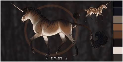 Dmitri by kaons