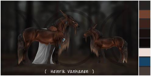 Heinrik Vanhanen by kaons