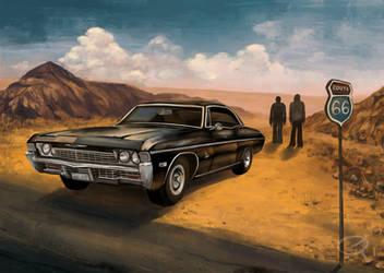 Impala by Grees19