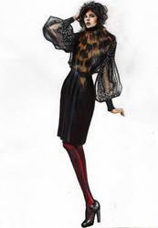 Fashion style by SunNeko
