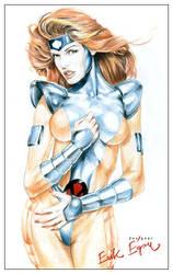 Jean Grey by erikegon